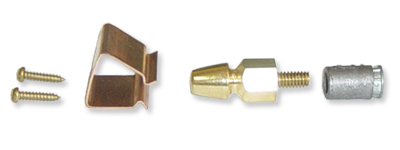 Bullet Catch For Masonry Application