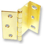Large L-Leaf Hinge;