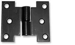 Parliament Hinge; 'H' Style Lift off Hinge.  MADE IN PENNSYLVANIA