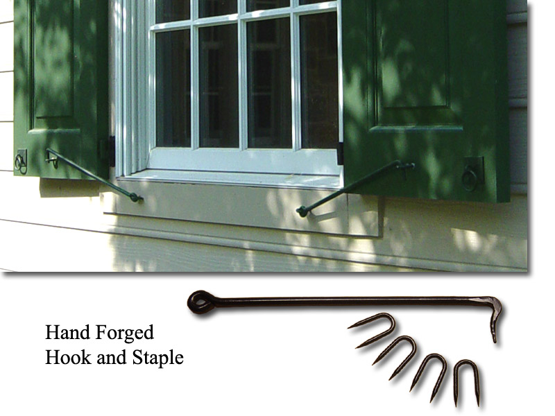 Independence with hand-forged hardware