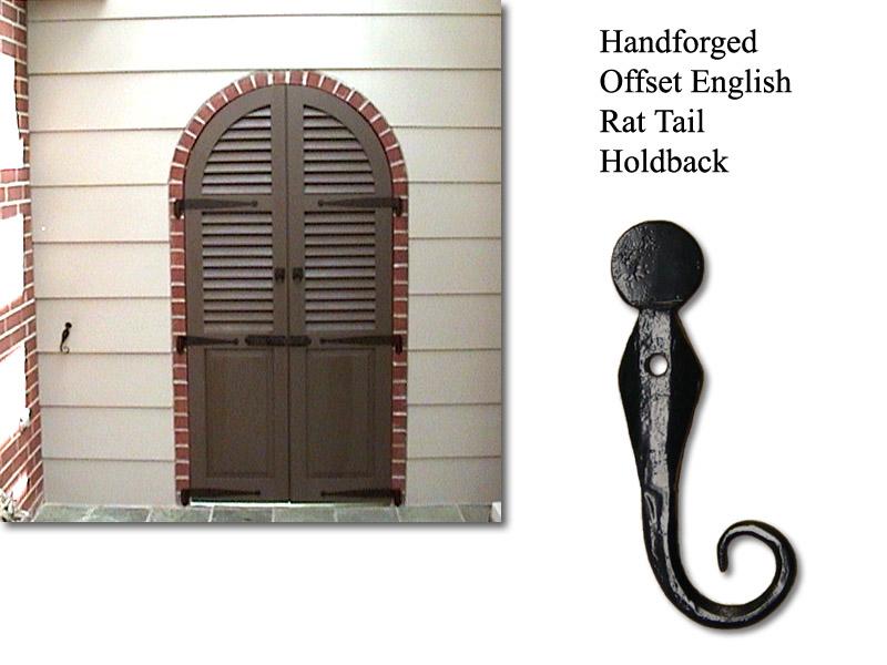 English Rat Tail holdback